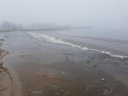 Großes Meer Eis